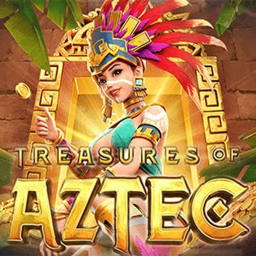 Treasures of Aztec แอซเท็ค