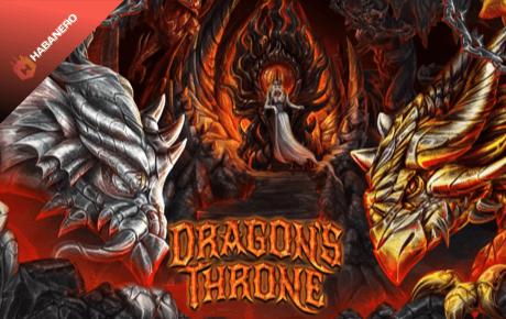 รีวิวเกม Dragons Throne - Habanero