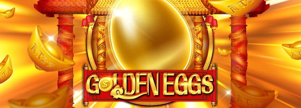 รีวิวเกม Golden Eggs สล็อตออนไลน์ไข่ทองคำ CQ9