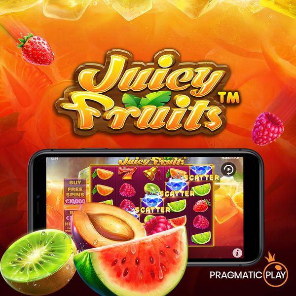 รีวิวเกม Juicy Fruits สล็อตผลไม้ Pragmatic Play
