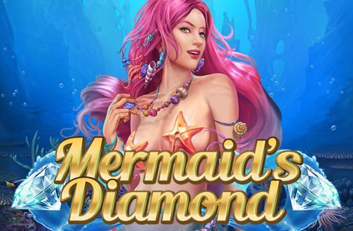 รีวิวเกม Mermaid's Diamond สมบัตินางเงือก