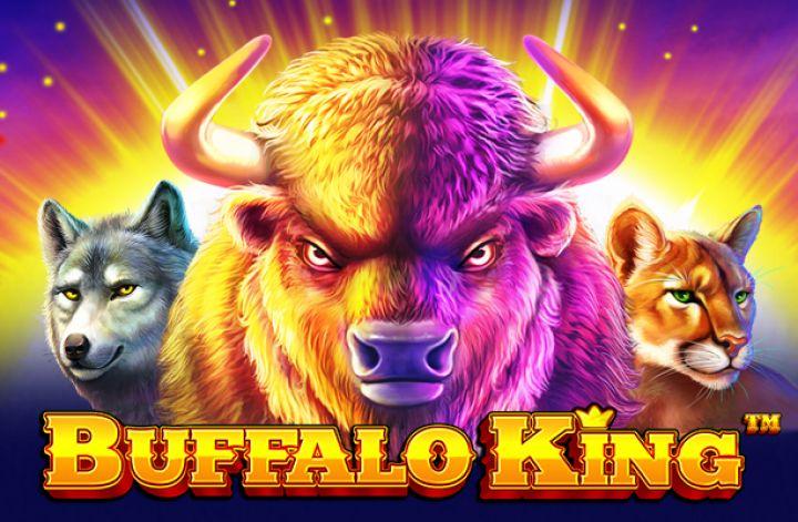 รีวิวสล็อตน่าเล่น Buffalo King Megaways Pragmatic Play