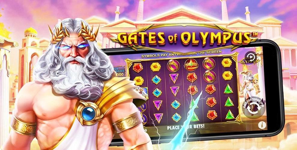 รีวิวเกม Gates of Olympus